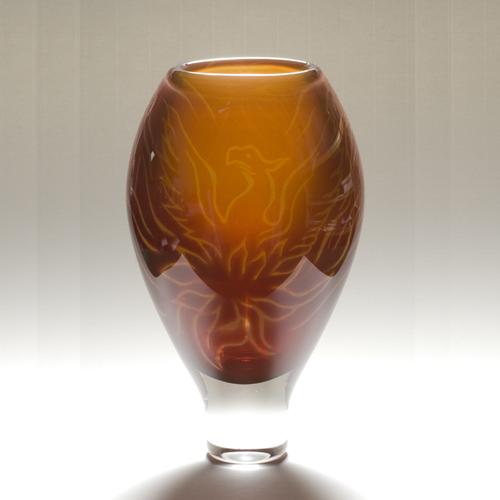 Phoenix: graal vase
