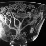 The Daneway Bowl: detail