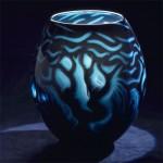 Woodland Dance: graal vase