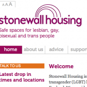 Creating a new online space for the leading expert in LGBT housing.